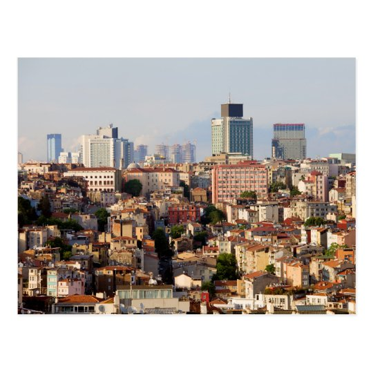 City of Istanbul Postcard