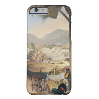 City of Kandahar, its Principal Bazaar and Citadel Barely There iPhone 6 Case