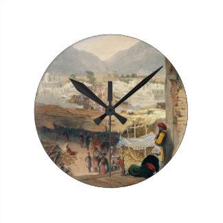 City of Kandahar, its Principal Bazaar and Citadel Round Clock