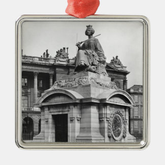 City of Lille, 1838 Christmas Ornament