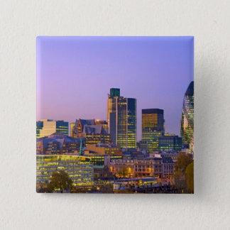 City of London 15 Cm Square Badge