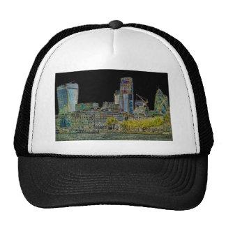 City of London Art Trucker Hat