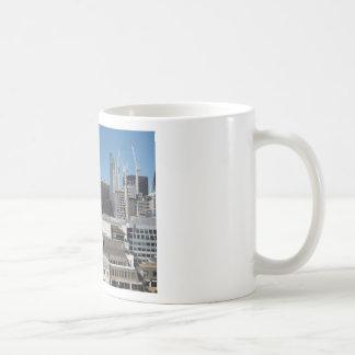 City of London Basic White Mug