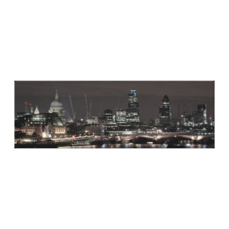City of London Gallery Wrap Canvas