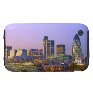 City of London Tough iPhone 3 Cover