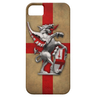 City of London Dragon Barely There iPhone 5 Case