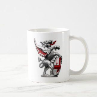 City of London Dragon Coffee Mug