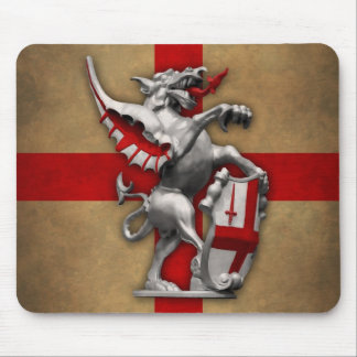City of London Dragon mousepad