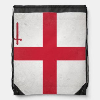 City of London Drawstring Bag