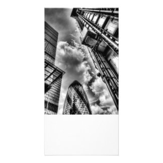 City of London Iconic Buildings Photo Card Template