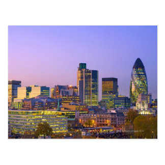 City of London Postcard