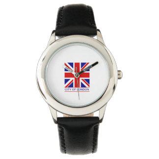 City of London - Union Jack Flag Watch