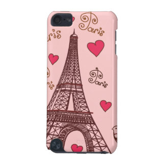 City of Love Paris iPod Touch 5G Case