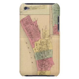 City of Maysville with Chester and Woodville iPod Case-Mate Cases