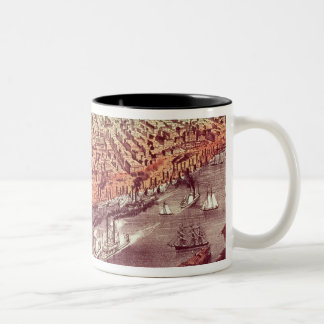 City of New Orleans Two-Tone Coffee Mug