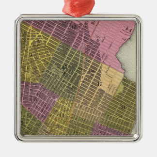 City Of New York 2 Christmas Ornament