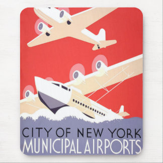 City of New York Mouse Pad