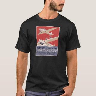 City of New York municipal airports No. 1 T-Shirt