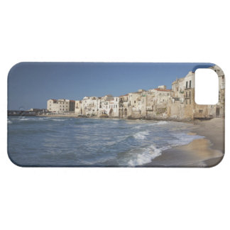 City of old buildings on beach iPhone 5 cases