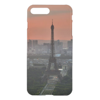 City of Paris Eiffel Tower France iPhone 7 Plus Case