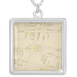City of Portsmouth Silver Plated Necklace