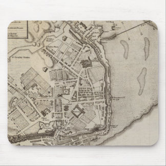 City of Quebec Mouse Mat