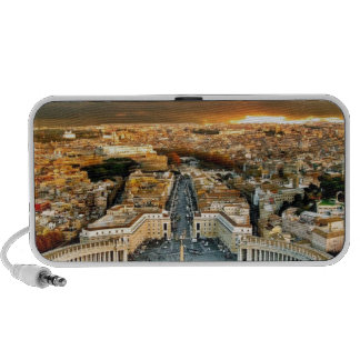 City of Rome Notebook Speakers