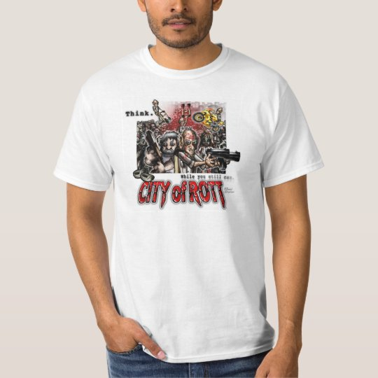 City of Rott Merchandise Shirt