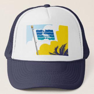 City of Saint Petersburg Florida Flag Trucker Hat