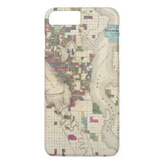 City Of Seattle And Environs iPhone 7 Plus Case