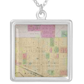 City of Sterling, Rice County, Kansas Silver Plated Necklace
