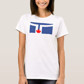City of Toronto Flag T-Shirt