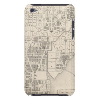City of Washington 2 Barely There iPod Cases