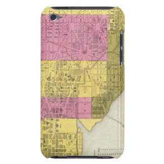 City of Washington 2 iPod Touch Case-Mate Case