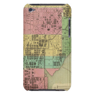 City of Washington 3 iPod Case-Mate Case