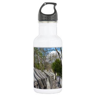 City of York, city walls. 532 Ml Water Bottle