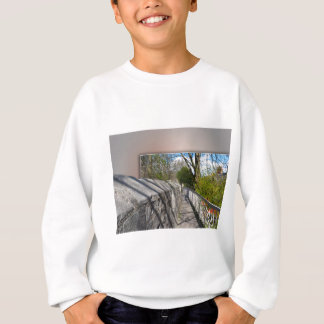 City of York, city walls. Sweatshirt