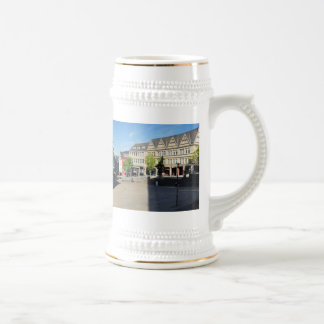 City opinion of victories beer stein