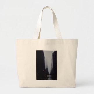 City Painting Large Tote Bag
