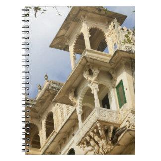 City Palace, Udaipur, Rajasthan, India Notebook