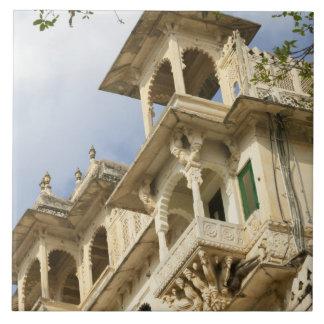 City Palace, Udaipur, Rajasthan, India Tile