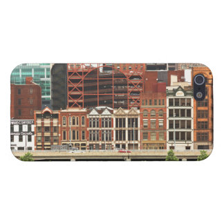 City - Pittsburg Pa - Fort Pitt Blvd iPhone 5/5S Case