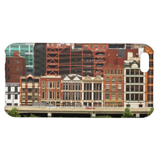 City - Pittsburg Pa - Fort Pitt Blvd iPhone 5C Cover