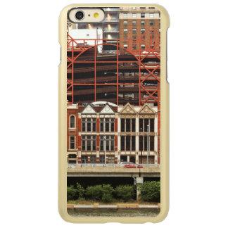 City - Pittsburg Pa - Fort Pitt Blvd iPhone 6 Plus Case