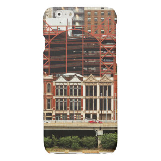 City - Pittsburg Pa - Fort Pitt Blvd iPhone 6 Plus Case