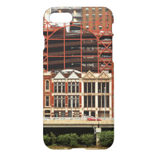 City - Pittsburg Pa - Fort Pitt Blvd iPhone 7 Case