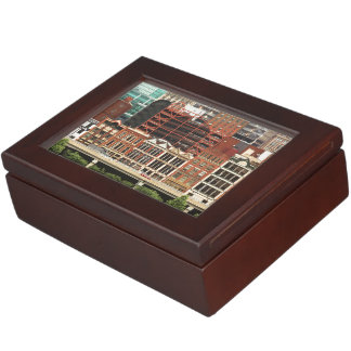 City - Pittsburg Pa - Fort Pitt Blvd Keepsake Boxes
