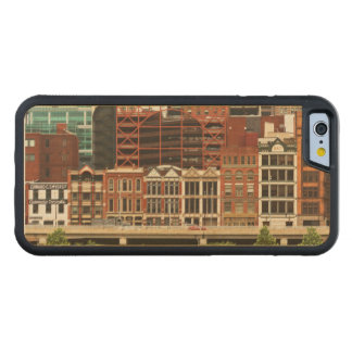 City - Pittsburg Pa - Fort Pitt Blvd Maple iPhone 6 Bumper Case