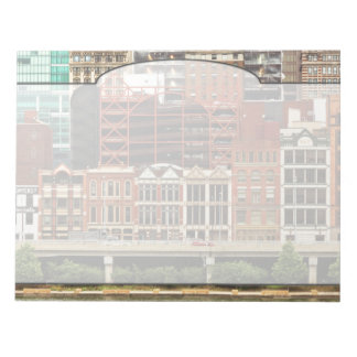 City - Pittsburg Pa - Fort Pitt Blvd Memo Pads