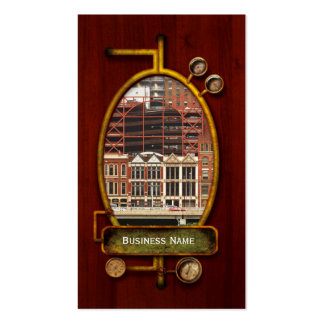 City - Pittsburg Pa - Fort Pitt Blvd Pack Of Standard Business Cards